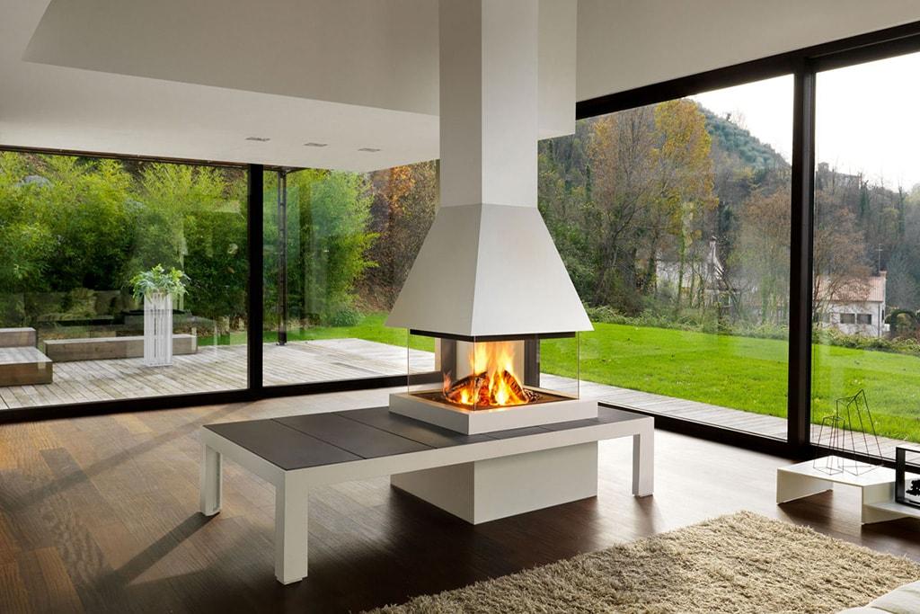 Moderne Designkamine Oder Rustikale Kamine Entscheiden Sie Welcher Am Besten In Ihr Heim Passt Aroundthefire De
