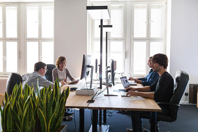 Qual è la temperatura ideale per il lavoro in ufficio?