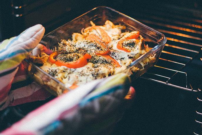 Ecco alcune ricette che si posso realizzare facilmente con una stufa a legna con forno