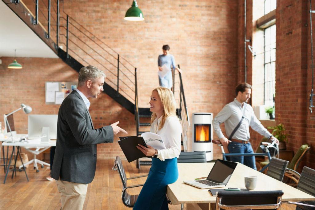 Wohlbefinden im Büro: Was ist die ideale Temperatur für eine Produktionssteigerung?