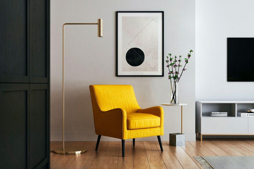 So erneuern Sie Ihr Zuhause mit Farbe die Wände streichen und noch mehr